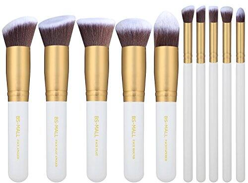 Synthetic Kabuki Make-Up Brush Set $5.79 @ Amazon + FS