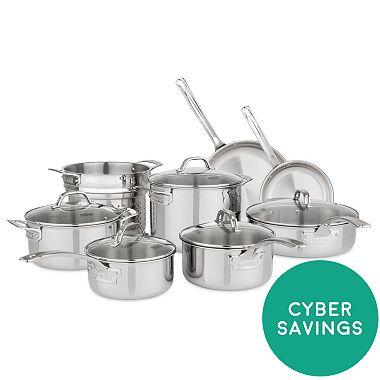 Sam's Club Cyber Week Deals:Viking Tri-Ply 13-Piece Cookware Set $199.98
