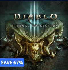 Diablo III Eternal (PS4) $19.79