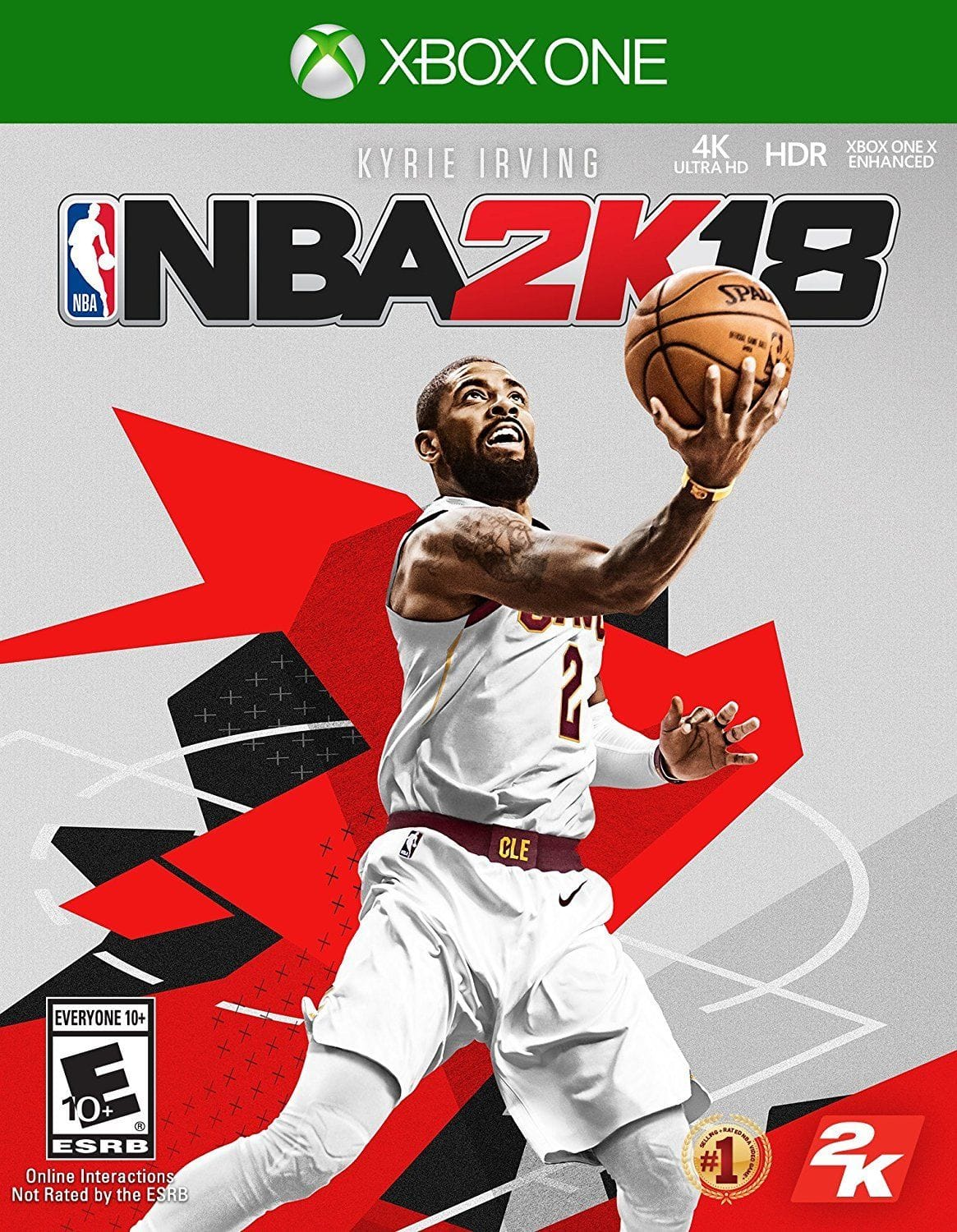 NBA 2K18 For (PlayStation 4-Xbox One) -Early Tip-Off Edition- Brand NEW $47.99 FREE SHIPPING