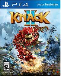 Knack 2 PS4 $20 @ Gamestop