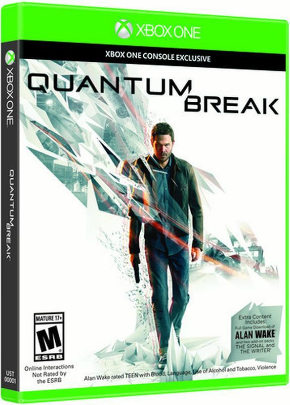 Quantum Break Xbox One $4 YMMV B&M