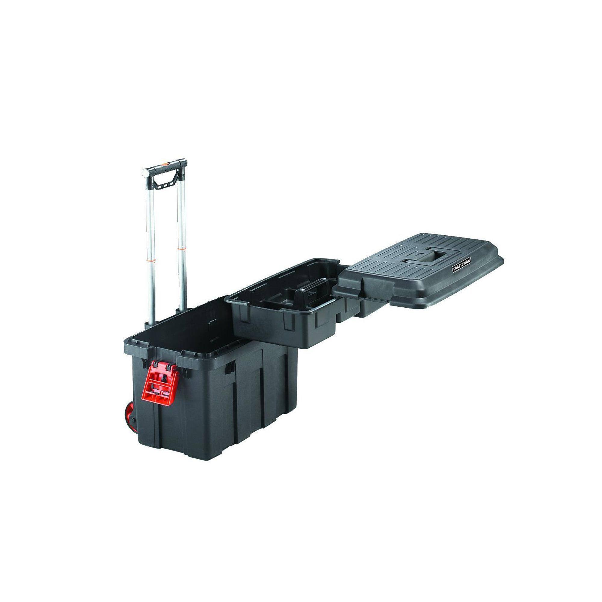 Craftsman Sit/Stand/Tote Truck $27@KMart