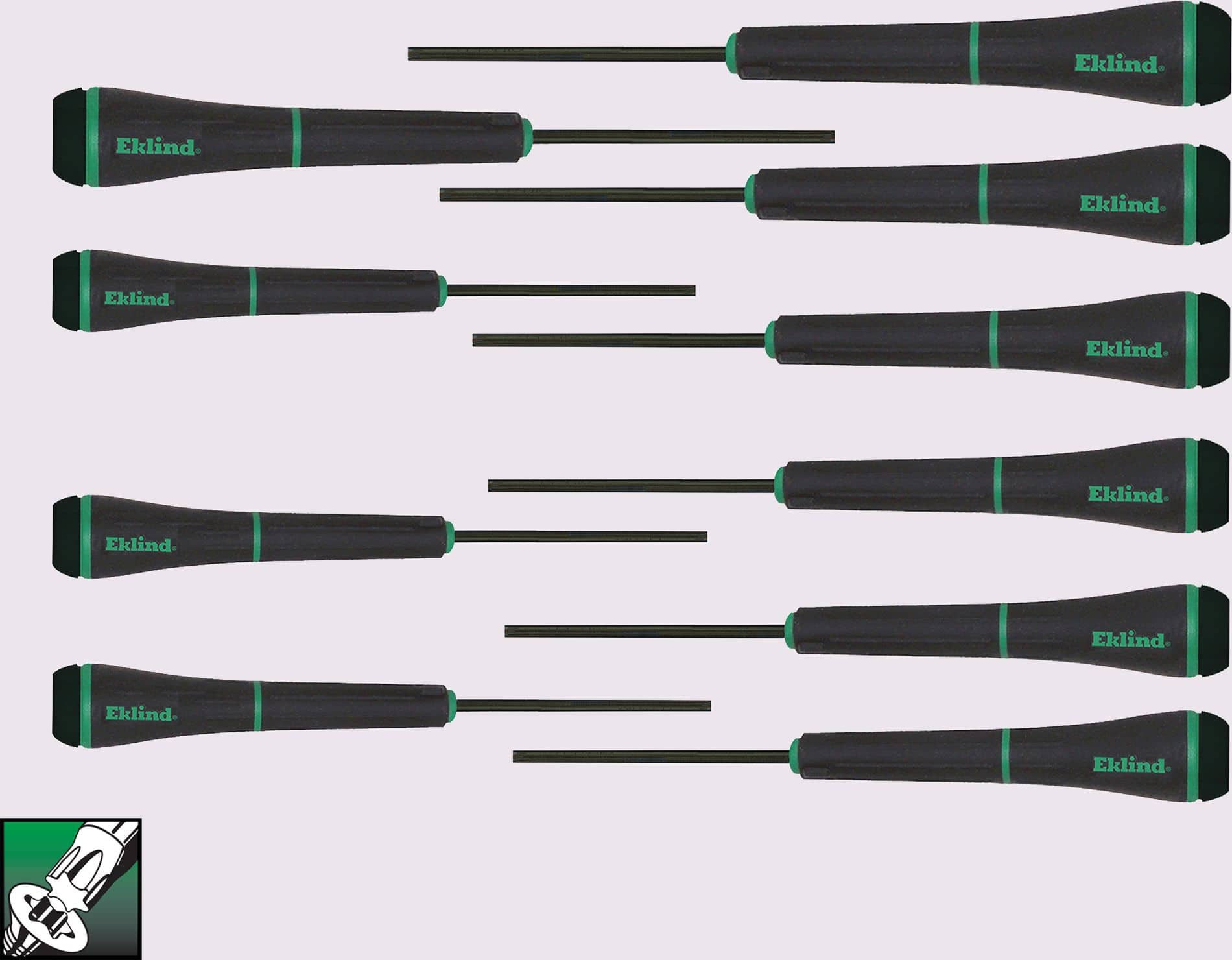 Eklind® PSD™ Made_in_USA Precision Screwdriver Set, Torx® Series, 10 Tools: T3 to T20 & pouch for $33.07 @Sears YMMV