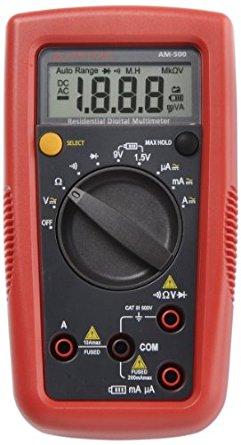 Amprobe AM-500 Digital Multimeter $24 @Amazon