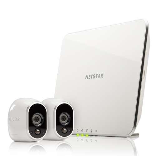 Netgear Arlo VMS3230 - 2 cameras + DVR/NVR (Man. Refurb.) - $150