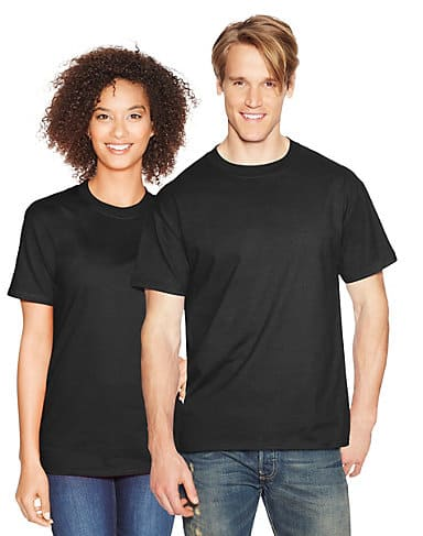 Hanes -- 2 t-shirts for $8 + free boxer briefs + free shipping