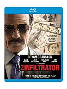 The Infiltrator Blu-Ray $3.00 (Add-On Item)