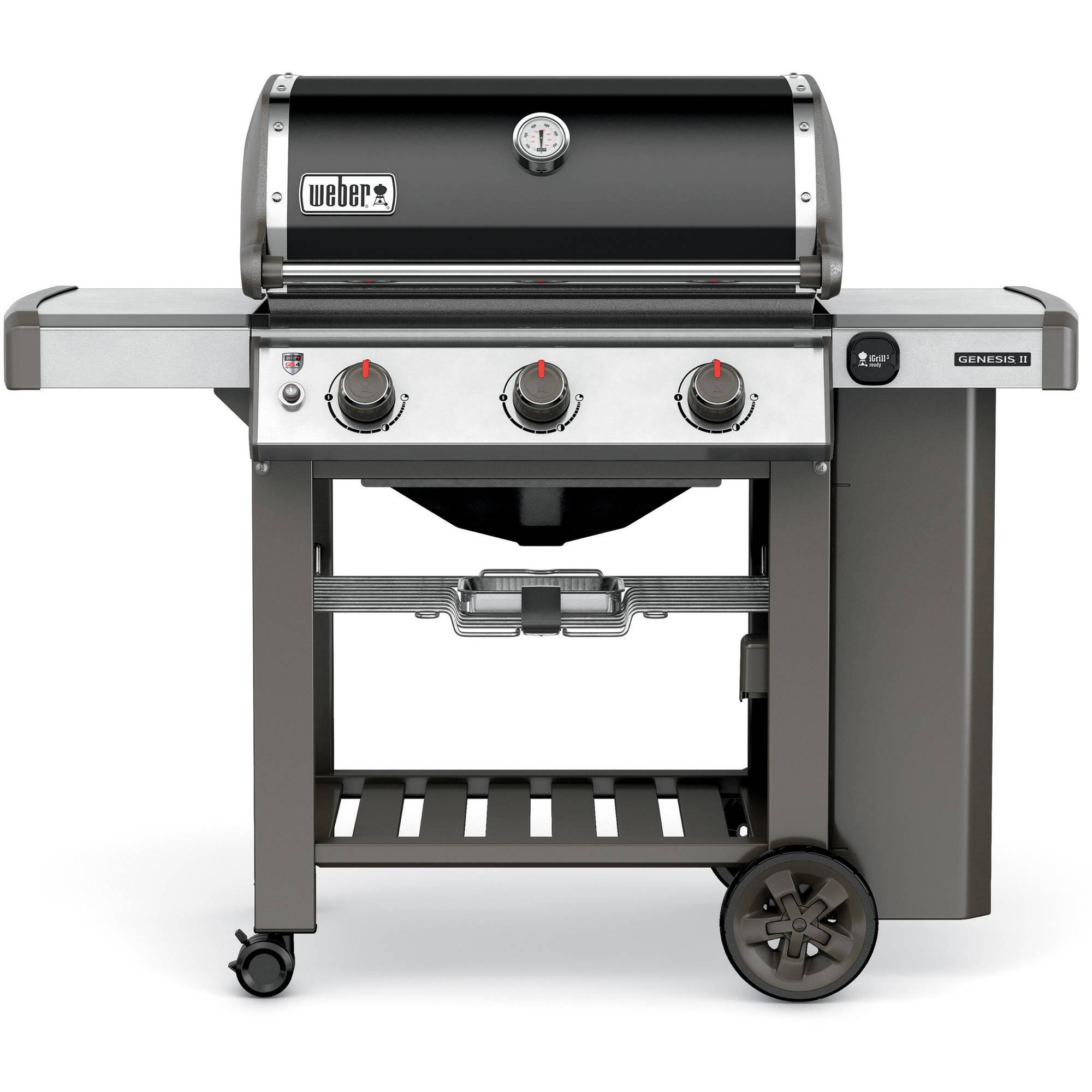 Weber Genesis II E-310 $499 & Spirit E-210 $299 Walmart YMMV