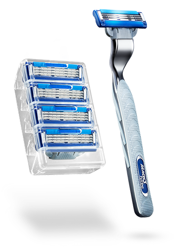 Gillette Subscription - Mach 3 Turbo $1.80/blade, Proshield $3.83/blade - includes handle