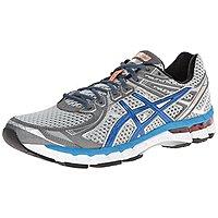 Amazon Deal: ASICS Men's GT 2000 2 Running Shoe -  Titanium/French Blue/Lightning  $54.97 on Amazon