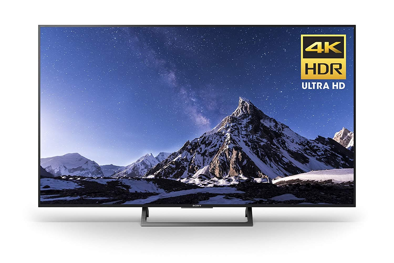 Sony 55-Inch 4k Ultra HD HDR Smart LED TV  -  431 $ $431