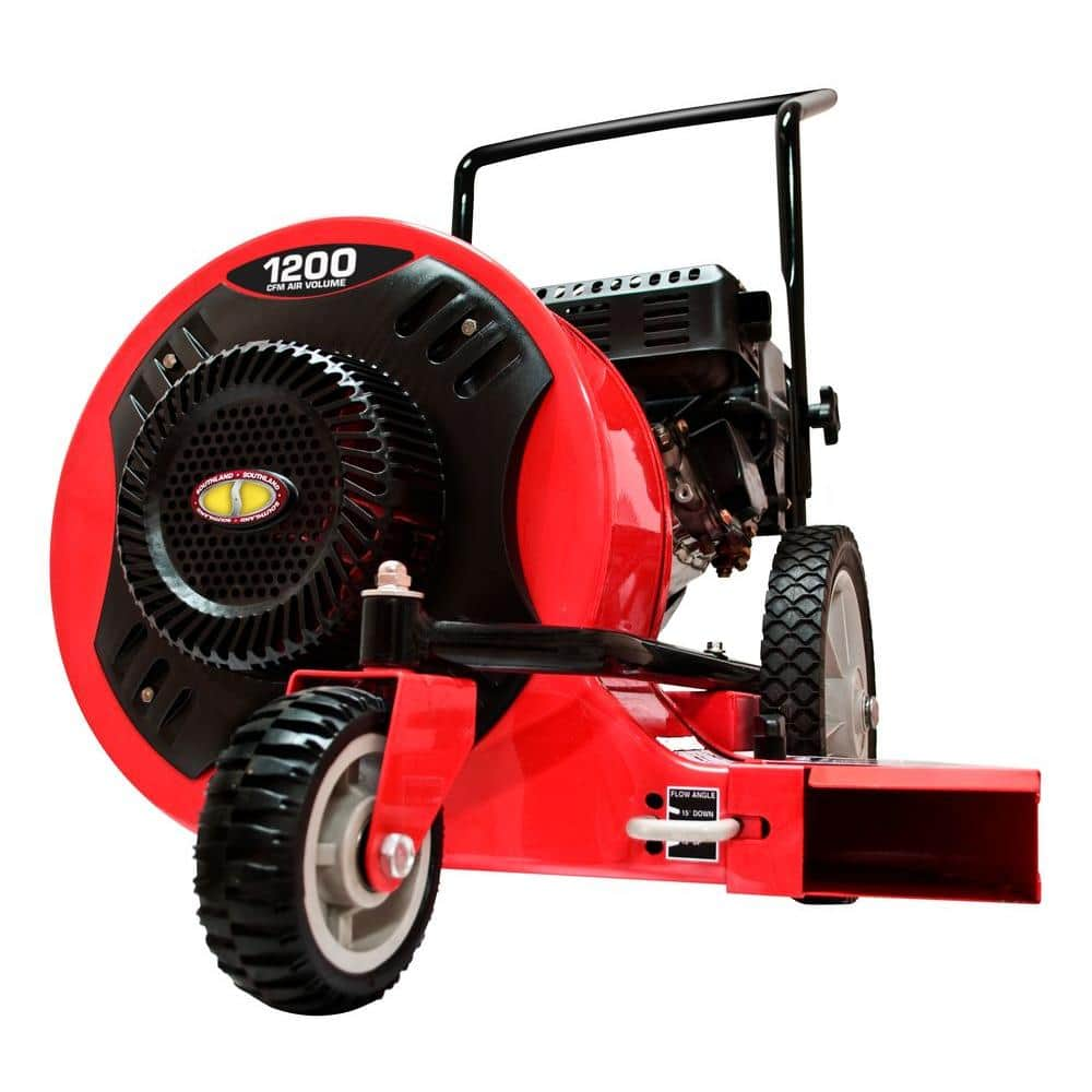 Southland 150 mph 1200 CFM Gas Walk-Behind Leaf Blower for $299 @ Home Depot
