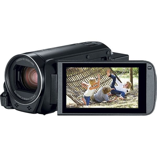 Canon - VIXIA HF R800 HD Flash Memory Camcorder $169.99 has free 32GB SDHC and $20 for shutterfly use