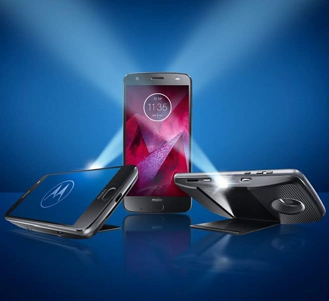 $0 Free moto insta-share projector moto mod with moto z² force edition purchase