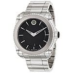 Movado Men's Master 606550 Stainless Steel for $647.05 on Overstock.com and free shipping