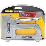 Stanley Heavy-Duty Staple Gun for $7.25 @ Walmart + Free store pickup
