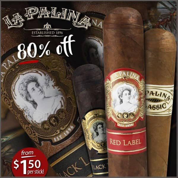 La Palina Classic Cigars - 93 Rated! - 10er for $15, Shipped! @ CigarPage.com