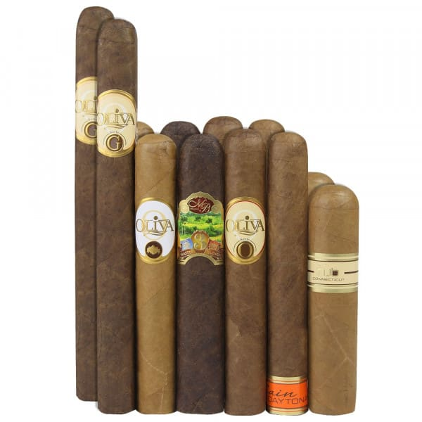 Oliva Dilly Dilly Dozen Sampler @ CigarPage.com - $31.25, Shipped!