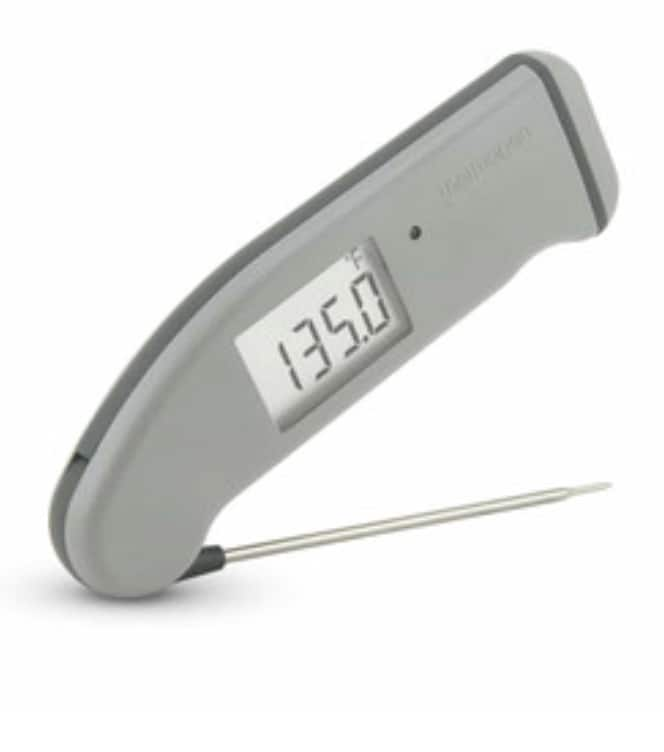 Thermapen Mk4 (Grey Only) - $74.25 + $3.99 Shipping
