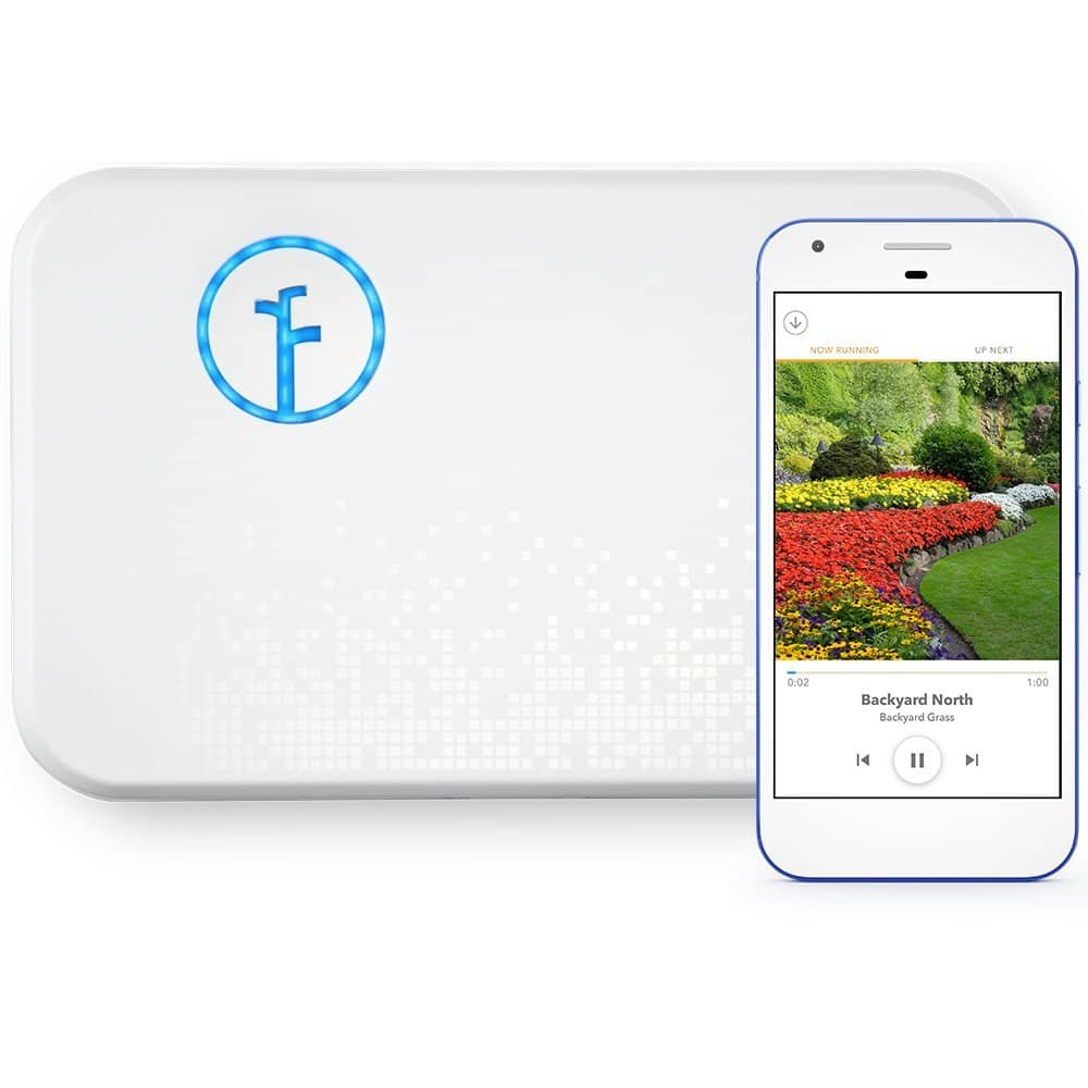 Rachio WiFi Smart Lawn Sprinkler Controller, 8-Zone (2nd Generation) for $149.99