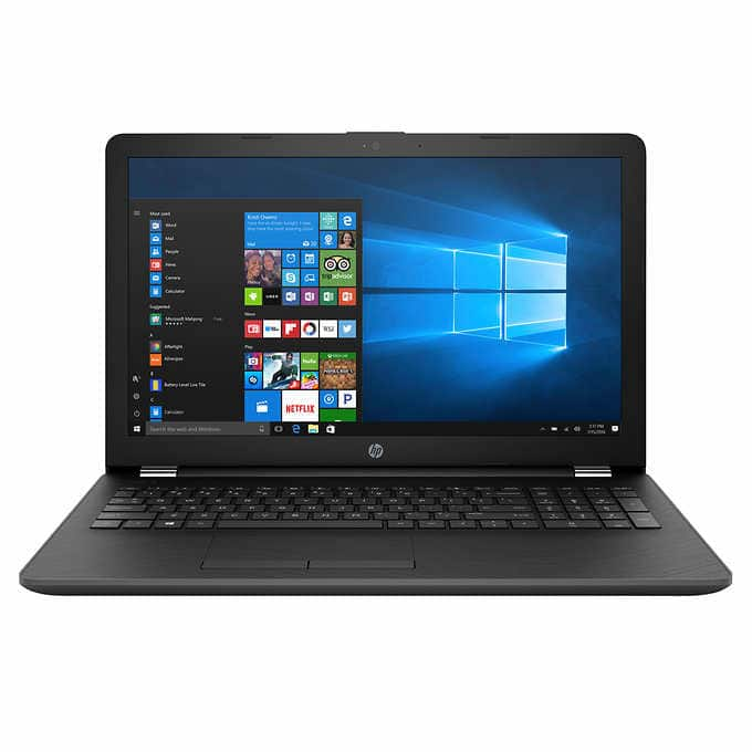 HP 15.6'' touchscreen laptop, i3-7100U, 12GB DDR4, 1TB HDD for $399.99 + tax @ Costco