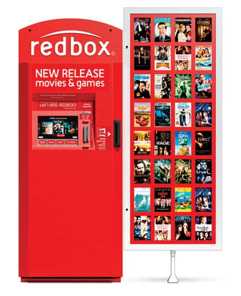 Redbox - $1.20 Off Code - Up to 5 Uses per CC