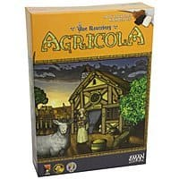 Amazon Deal: Agricola board game $37.20 + Free Shipping @ Amazon