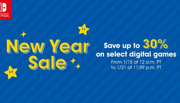 Nintendo Switch [digital] New Year Sale Stardew Valley $10.49, Snipperclips DLC $6.99, Super Mario Maker 2 $41.99 and many more @ Humble Bundle