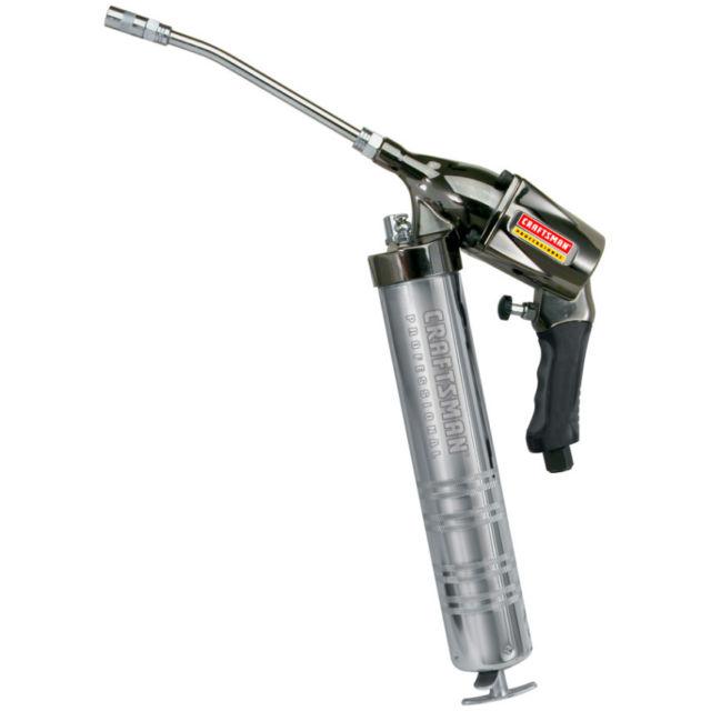 Craftsman Pro Series Continuous Flow (Air) Grease Gun - $19.99 (reg $60) SEARS + Free Store PickUp
