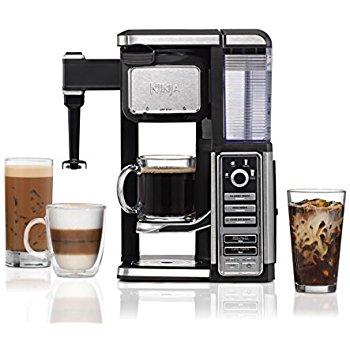 Ninja Coffee Bar Single-Serve System (CF111/CF112)  $79.99 - Amazon