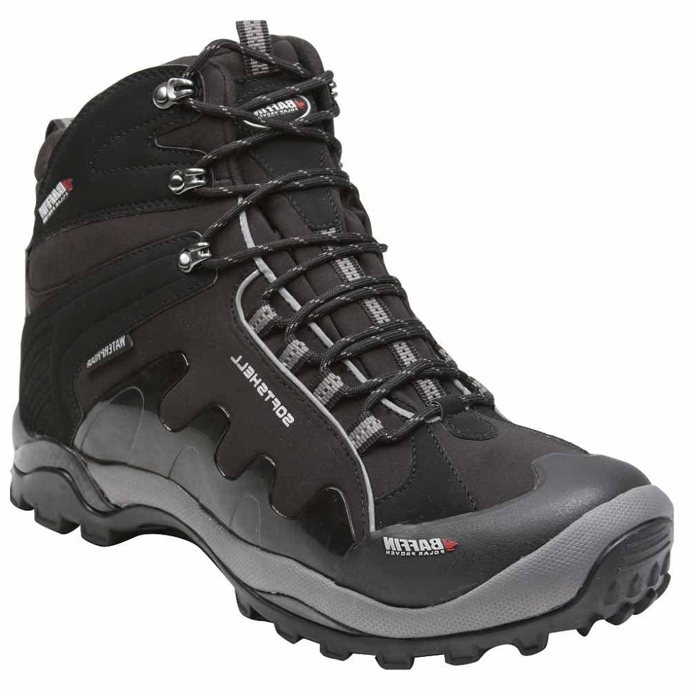d3509c5e8390 Baffin Men s Zone Waterproof Snow Boots (Black) - Slickdeals.net
