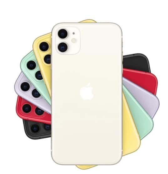 Visible: iPhone 11 64GB - $426 w/Port-in AR (+Free Nimble Bundle/$150 Value)