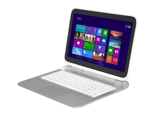 "HP Split x2 13-r010dx 2-in-1 Ultrabook Intel Core i3 4012Y 500 GB HDD 8 GB SSD13.3"" Touchscreen Windows 8.1 Refurbished $229.99 after $15.00 rebate"