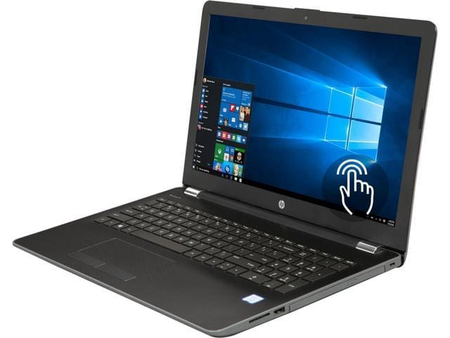 "HP Laptop 15-bs033cl Intel Core i3 7th Gen 7100U (2.40 GHz) 12 GB Memory 1 TB HDD Intel HD Graphics 620 15.6"" Touchscreen Windows 10 (Refurbished)- $359.99 after $30.00 rebate card"