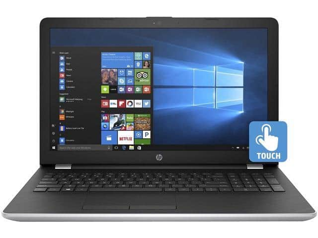 "HP Laptop 15-bs023ca Intel Core i3 6th Gen 6006U (2.00 GHz) 8 GB Memory 1 TB HDD Intel HD Graphics 520 15.6"" Touchscreen Windows 10 Refurbished $299.99 + Free Shipping"