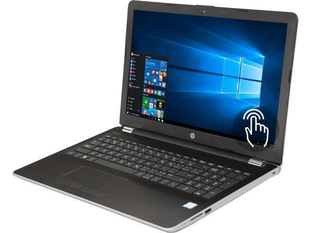 "HP Laptop 15-BS058CA Intel Core i5 7th Gen 7200U (2.50 GHz) 8 GB RAM 1 TB HDD Intel HD Graphics 620 15.6"" Touchscreen Windows 10 Home  Refurbished $371.20 after $30.00 rebate card"