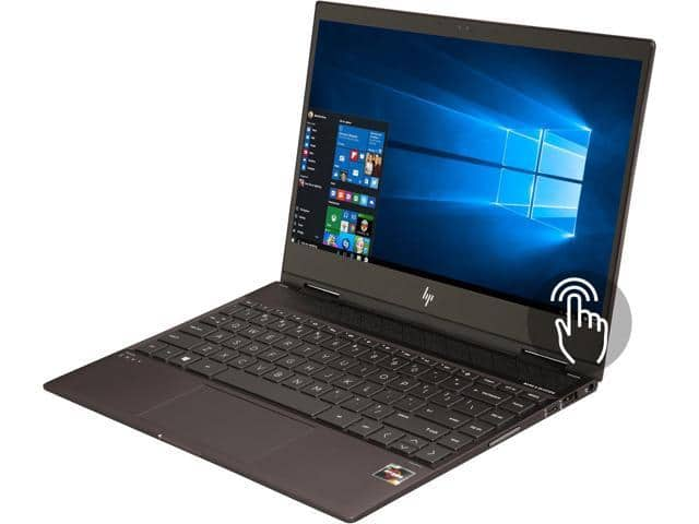 "HP ENVY x360 13m-ag0001dx AMD Ryzen 5 2500U (2.00 GHz) 8 GB Memory 128 GB SSD A13.3"" Touchscreen 1920 x 1080 Windows 10 Home (Factory Refurbished) $449.99 + free shipping"