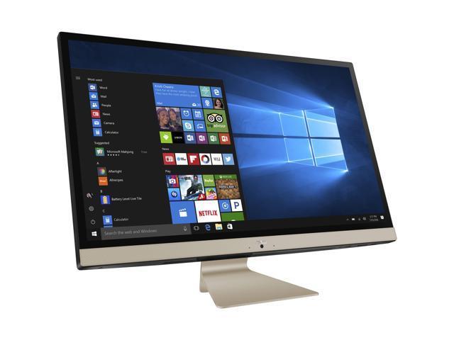 "ASUS V272UA-DS501T Vivo AiO 27"" 1920 x 1080 FHD All-in-One Touchscreen Desktop, Intel Core i5-8250U, 8GB RAM, 1TB HDD, HD Webcam, 802.11ac Refurbished $579.99 + Freeshipping"