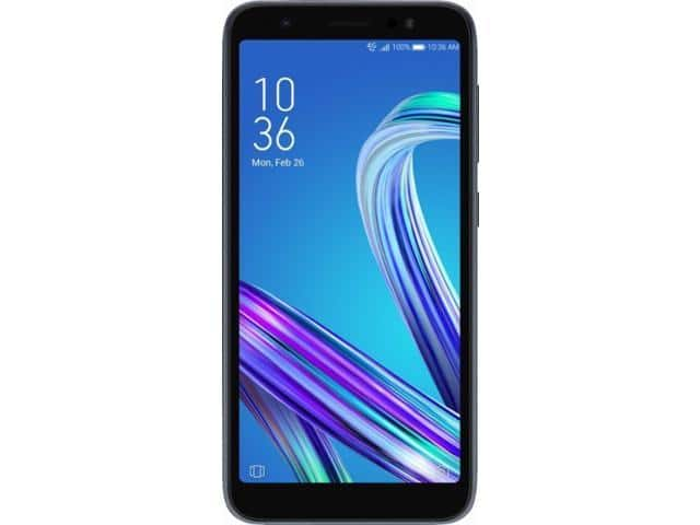 Asus ZenFone Live 16GB Unlocked IPS Touch - Midnight Black ZA550KL-S425-1G16G-BK Refurbished $49.99 + Free Shipping