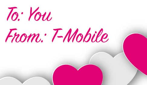 T-Mobile Buy One Line Get One Free $140 for 4 LINES