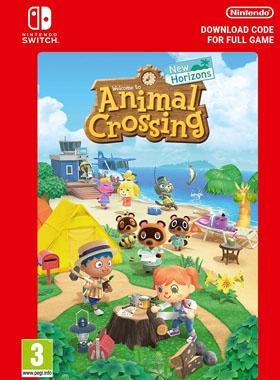 Animal Crossing: New Horizon Nintendo SWITCH Download USA $55.99