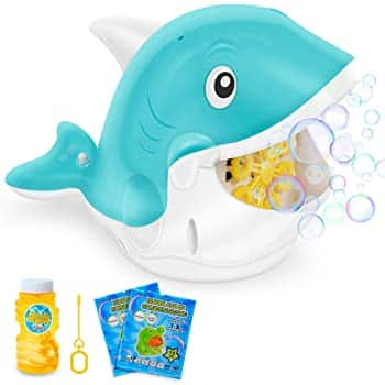 Dolphin Bubble Machine for $9.99