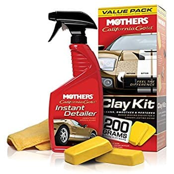 Mothers California Gold Clay Bar System $11.09 on Lightning Deal at Amazon