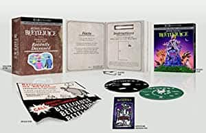 4K UHD Blu-ray giftsets (Beetlejuice $27.99) (V for Vendetta $24.99) @ Amazon