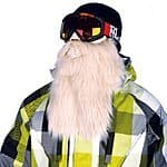 Beardski Blond Viking Ski Mask $5.86 @ Amazon (add on item)