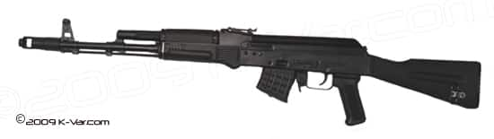 Quality Russian made AK-47 rifles for $499 (37.5% off) + shipping
