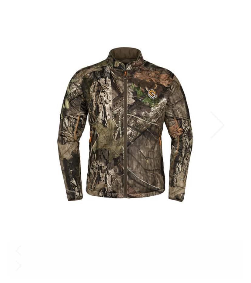 Scentlok scent-lok hunting crosstek hybrid insulated jacket $76.49