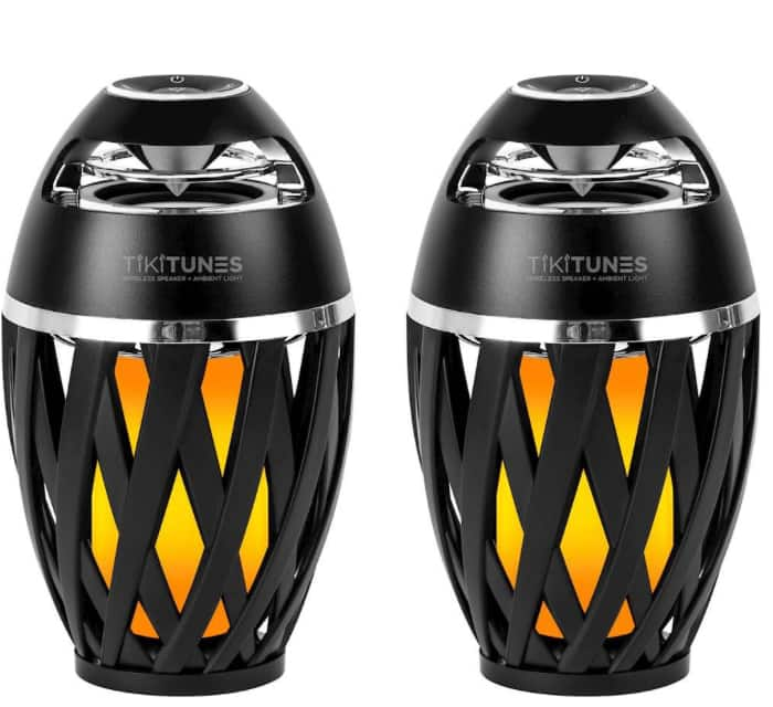 Limitless Innovations - TikiTunes Portable Bluetooth Wireless Speakers (2-Pack)  $25.99  Bestbuy.com free store pickup