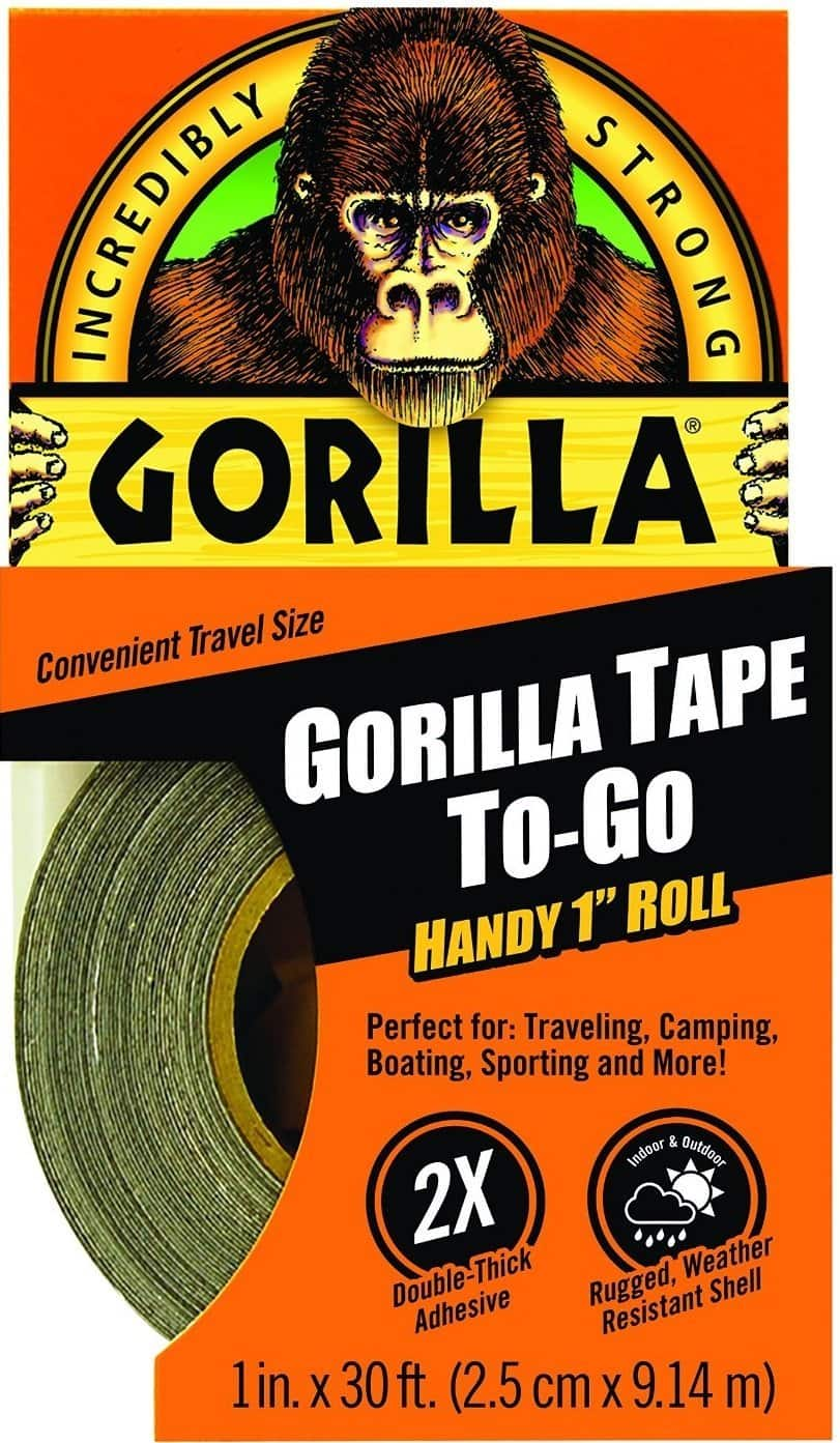 Gorilla Duct Tape To-Go, $1.45, FS with Prime